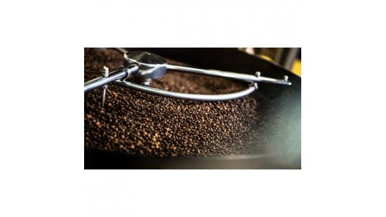 Смажена кава в зернах