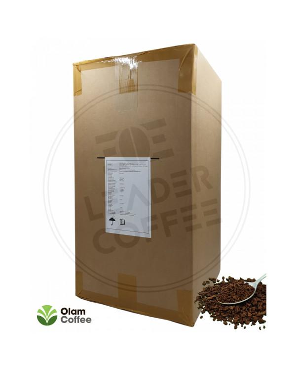 Кава розчинна агломерована OLAM (ОЛАМ) – максимальна міцність