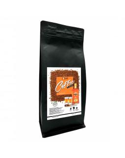 Кава розчинна сублімована з ароматом Амаретто: доповнення лікером