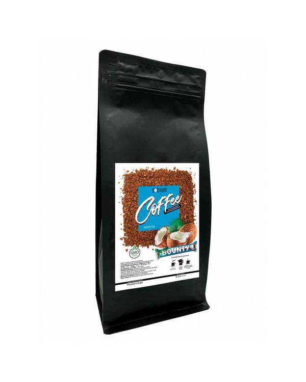 Кава розчинна сублімована з ароматом Баунті: райська насолода за доступною ціною