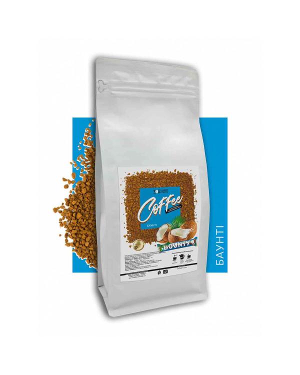Кофе растворимый сублимированный с ароматом Баунти: райское наслаждение по доступной цене