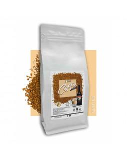 Кофе растворимый сублимированный, дополненный ароматом Бейлиз