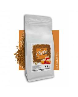Кофе растворимый сублимированный с ароматом Карамель: вспомните вкус детства