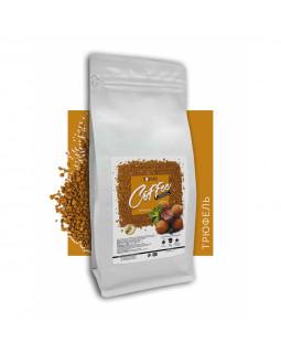 Кофе растворимый сублимированный с ароматом Трюфель: добавьте в напиток сладости