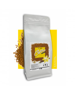 Кофе растворимый сублимированный: Ваниль плюс, итог – новый вкус