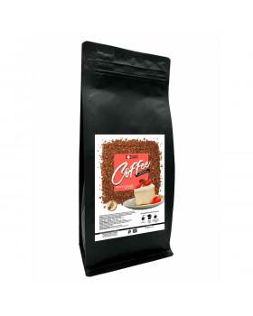 Кофе растворимый сублимированный с ароматом Французский бисквит