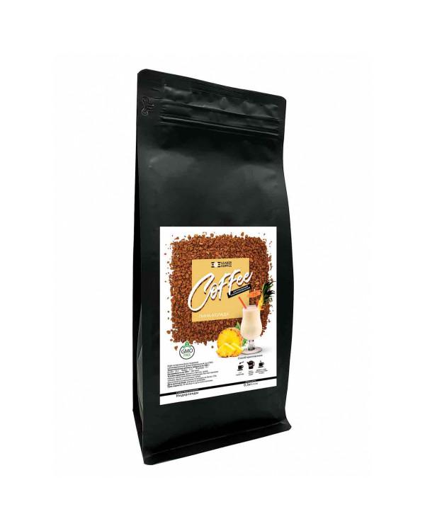 Розчинна сублімована кава: як вона поєднується з ароматом Піна-Колада