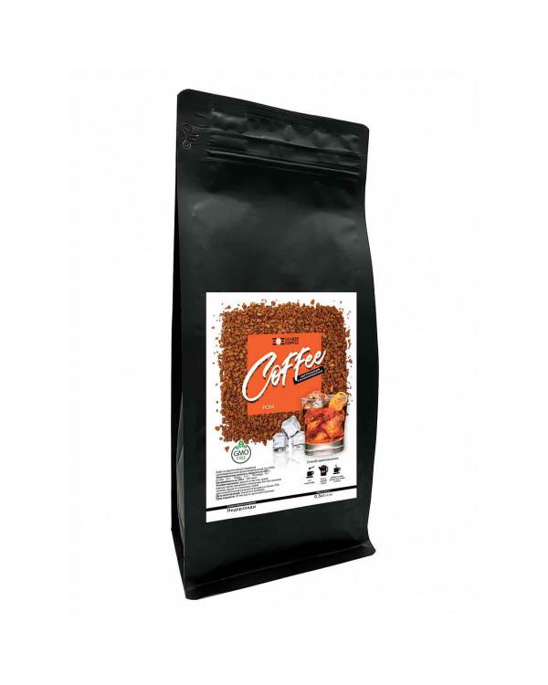 Кава розчинна сублімована та ароматизатор Ром – спокусливе поєднання