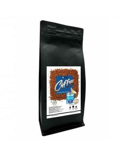Кава розчинна сублімована з ароматом Згущене молоко: дивовижно м'який смак