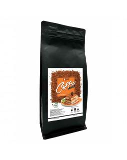 Кава розчинна сублімована з ароматом Тірамісу: екзотика, яка вам сподобається