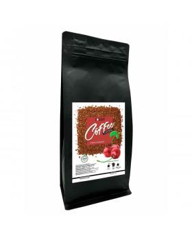 Кава розчинна сублімована й аромат Стигла вишня: поєднання заряду бадьорості та смаку літа