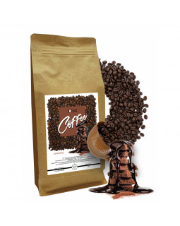 """Кава в зернах ароматизована """"Баварський шоколад"""" – два задоволення в одному"""