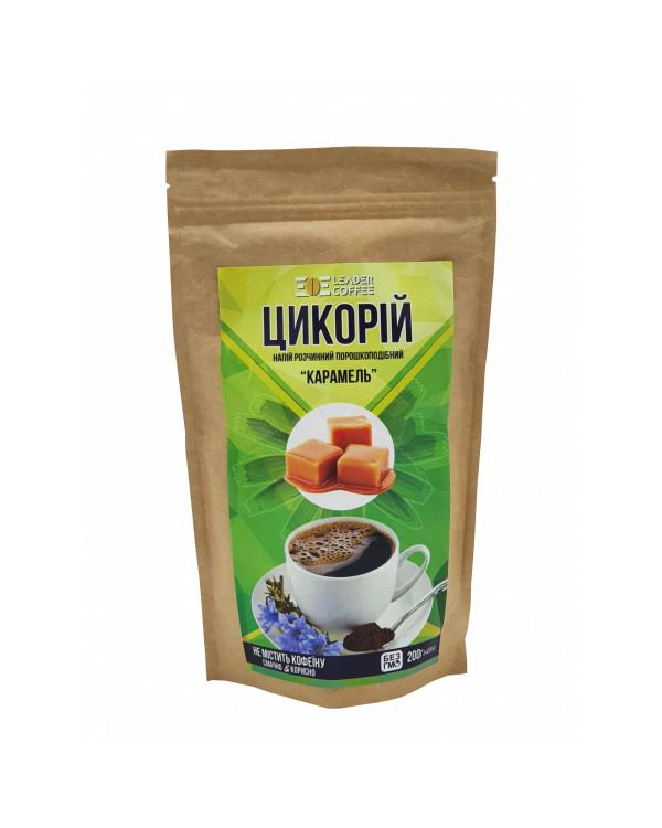 Цикорій розчинний TM Leadercoffee Карамель, 200г