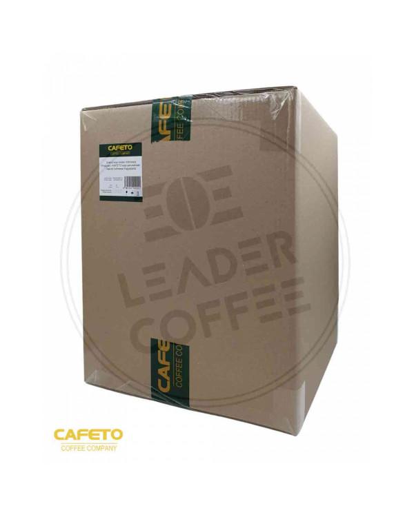 Кофе растворимый сублимированный Cafeto (Кафето) оптом – бюджетный продукт из Индонезии