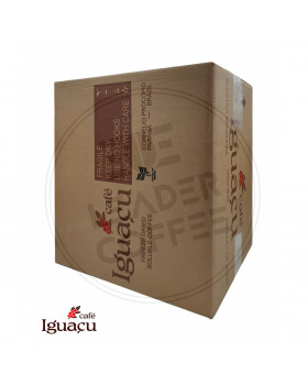 """Кава розчинна сублімована Iguacu (""""Ігуацу""""): пікантна Бразилія"""
