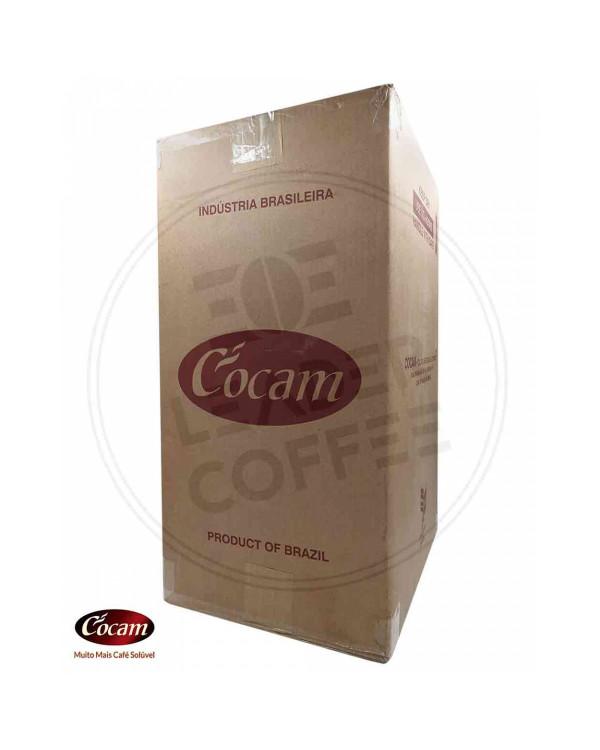 Розчинна сублімована кава Сосам (Кокам): хорошого продукту повинно бути багато