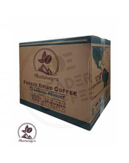 Кофе растворимый сублимированный Колумбия (Columbia Montenegro), 25