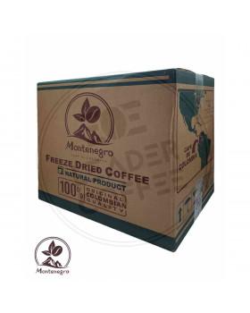 Кава розчинна сублімована Колумбія (Columbia Montenegro), 25 кг – продукт з прицілом на гурманів