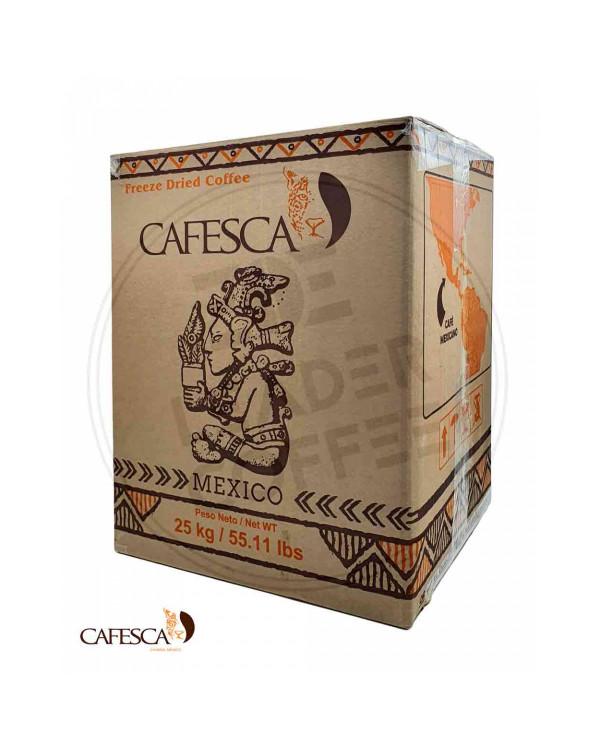 Растворимый сублимированный Cafesca Mexico (Мексика): реальность превосходит ожидания