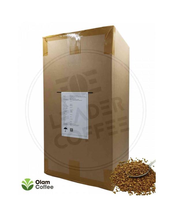 Кава розчинна сублімована OLAM (ОЛАМ) – максимальна міцність
