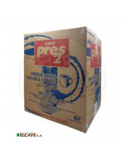 Кава розчинна сублімована El Cafe Pres-2 (Прес-2) від виробника