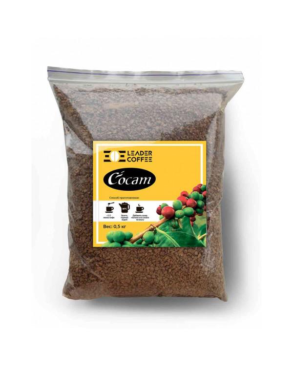 Кава розчинна сублімована Cocam (Кокам): Бразилія з вершковим смаком