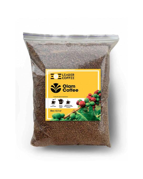 Кава розчинна сублімована OLAM Coffee (ОЛАМ): недорогий спосіб стати бадьорим