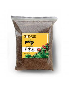 Кофе растворимый сублимированный El Cafe Pres-2 (Прес-2) – эквадорское удовольствие
