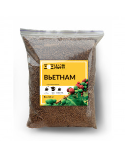 Кофе растворимый сублимированный Вьетнам, 1кг