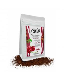 """Кофе натуральный молотый с ароматом """"Спелая вишня"""", 250г"""
