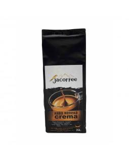 Кава мелена Jacoffee Crema 250г
