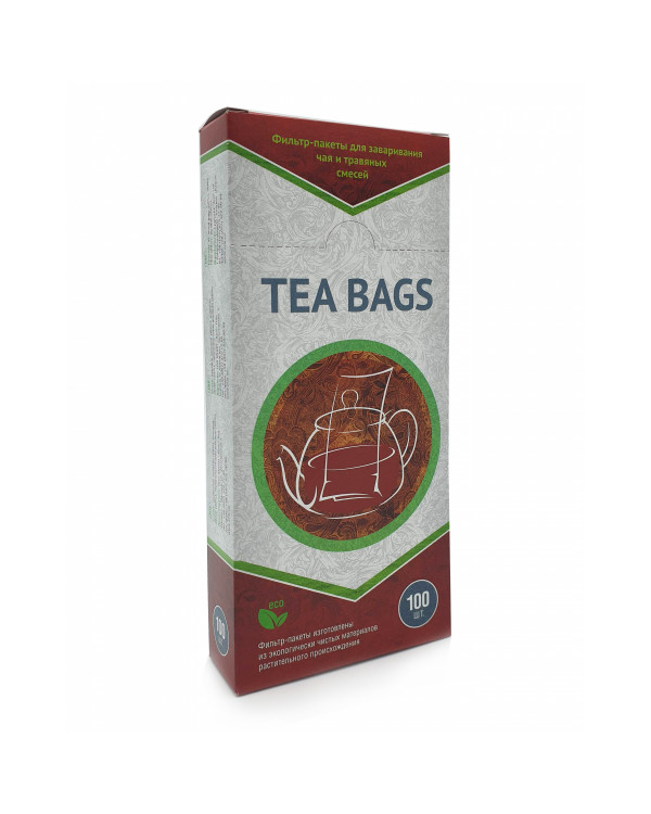 Фільтр-пакети для чаю на чайник – аби задоволення було повним