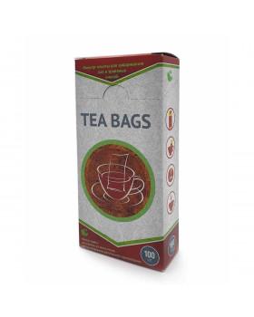 Фільтр-пакети для чаю на чашку – коли час обмежений