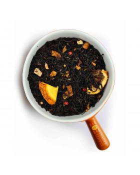 """Чай чорний """"Святкове печиво"""" – яблуко, апельсин, секретний інгредієнт"""