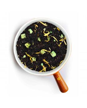 Чай чорний із саусепом – тонкий і глибокий аромат