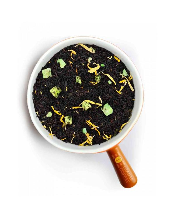 Чай черный с саусепом – тонкий и глубокий аромат