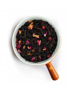 Чай черный со смородиной и черникой – напиток, способный освежать