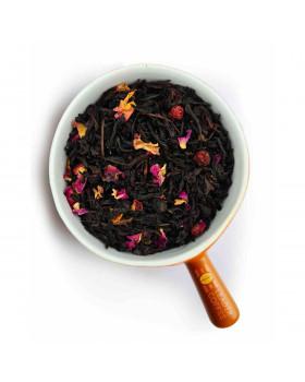 Чай чорний зі смородиною і чорницею – напій, здатний освіжати