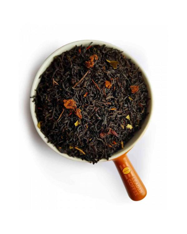 """Чай чорний """"Суниця з вершками"""" – суцільна насолода для гурманів"""