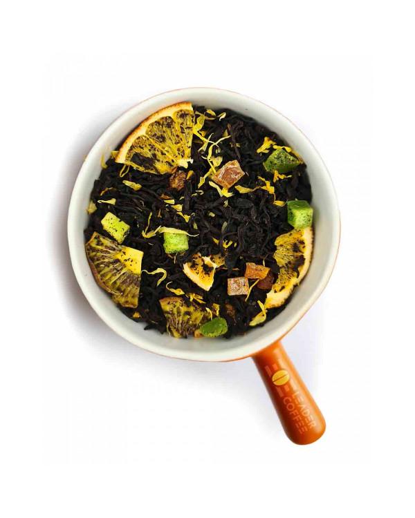 """Чай черный """"Апельсин Киви"""", 1кг"""