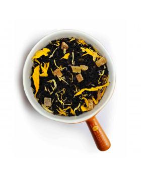 Чай черный с дыней и цукатами – премиальное качество для гурманов