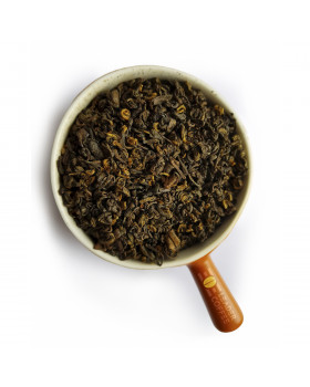 Чай золотий китайський Червоний Равлик – елітний продукт з китайської провінції Юньнань