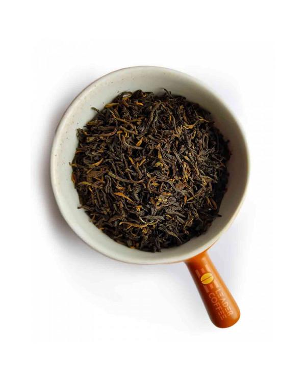 Чай красный китайский Золотой Мао Фенг – мягкий вкус, аромат с ноткой меда