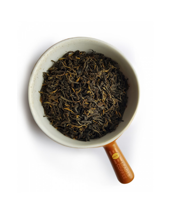 Чай китайский зеленый Мао Фенг – сладкий вкус, цветочный аромат
