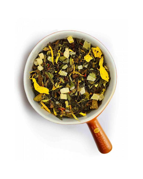 """Чай зелений + білий """"8 скарбів Шаоліня"""": продукт, що приречений на успіх"""