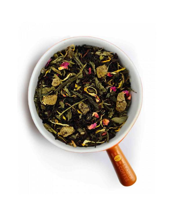 """Чай зелений + чорний ароматизований """"1001 ніч"""" – усі улюблені смаки в одному"""