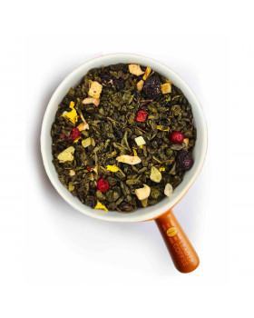 """Зелений чай """"Чарівний сад"""" – насолодіться щедрими дарами природи"""