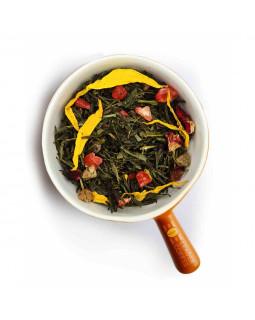 """Чай зелений """"Ананас суниця"""", 1кг"""