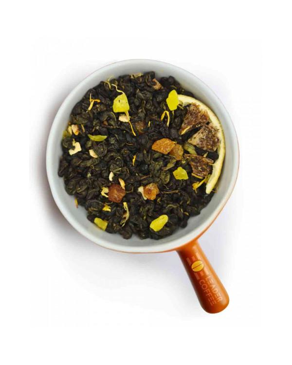 Чай зелений з лимоном – усе для зручності