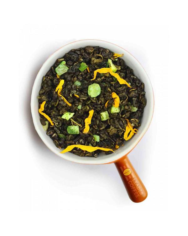 Чай зелений цейлонський із саусепом – преміальна якість за доступною ціною